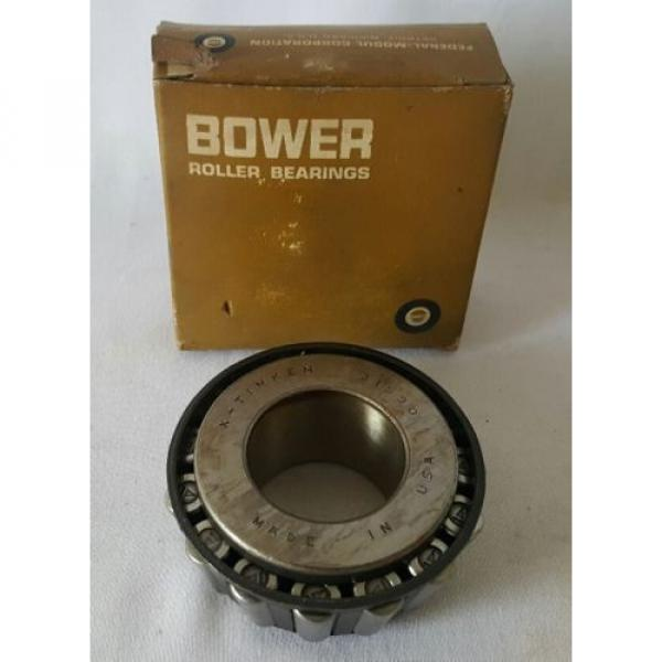 TIMKEN BOWER # 31590 TAPER ROLLER BEARING MADE IN USA NEW OLD STOCK NOS #2 image