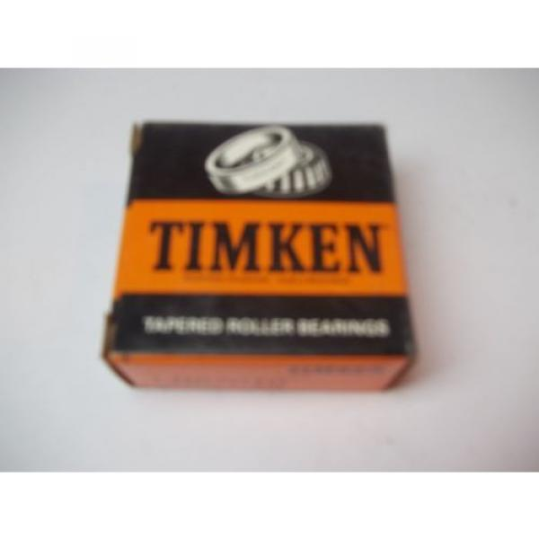NIB TIMKEN TAPERED ROLLER BEARINGS MODEL # LM67010 NEW OLD STOCK #1 image