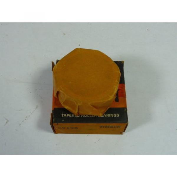 Timken 09195 Tapered Roller Bearing  #2 image
