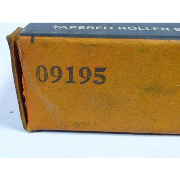 Timken 09195 Tapered Roller Bearing  #4 image