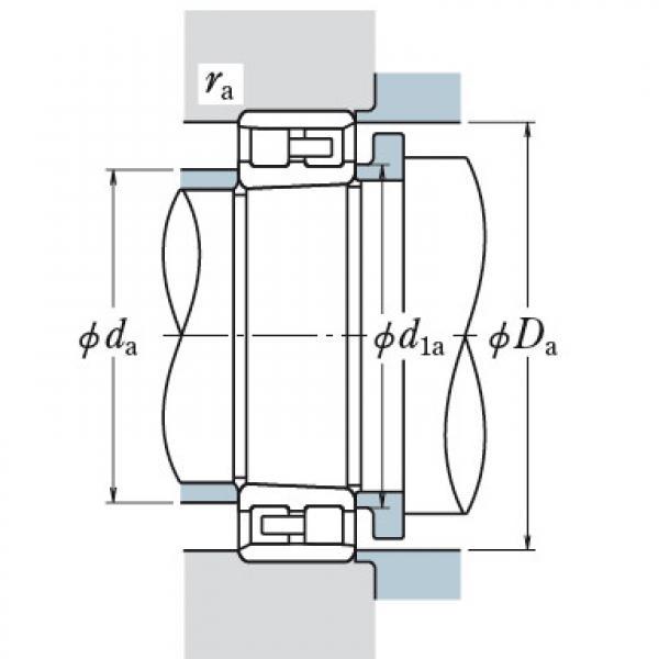 Two Row Cylindrical Bearings  NN3024 #1 image
