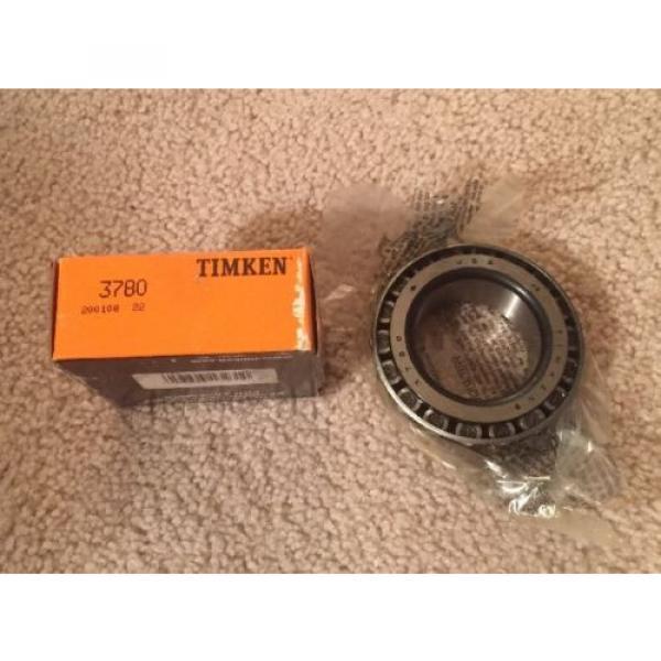 Timken 3780 200108 Tapered Roller Bearing #1 image