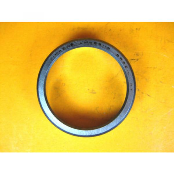 Timken -  LM48511A -  Tapered Roller Bearing Cup #1 image