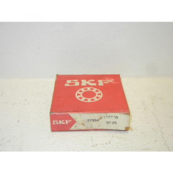 SKF 2735X NEW TAPERED ROLLER BEARING CUP 2735X #2 image