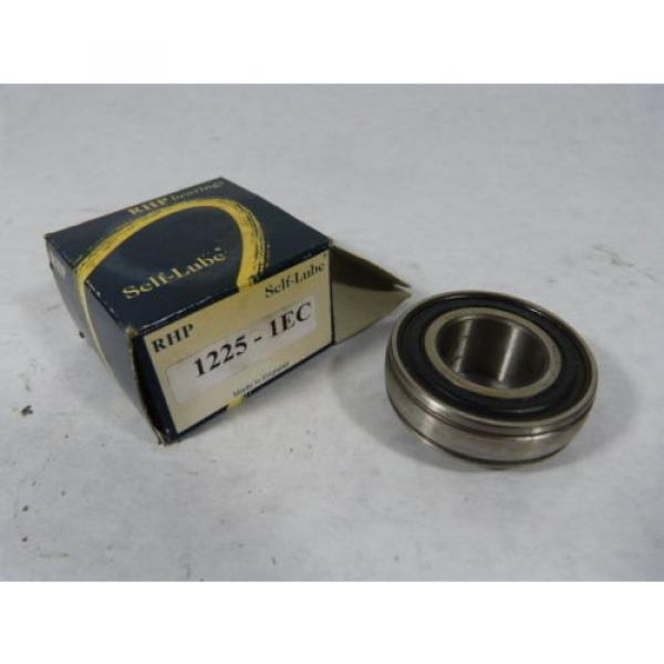 Industrial Plain Bearing RHP  LM280249DGW/LM280210/LM280210D  J1225-IEC Self Lubricating Ball Bearing ! NEW ! #2 image