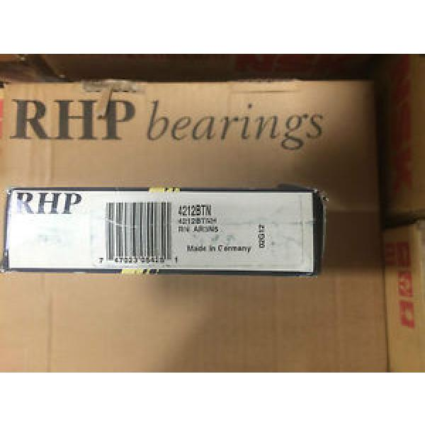Tapered Roller Bearings RHP  508TQO749A-1  BEARING  4212BTNH DOUBLE ROW DEEP GROOVE BALL BEARING #1 image