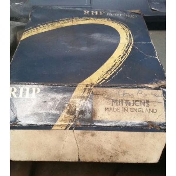 Industrial TRB mj  710TQO1150-1  1 7/8 RHP imperial bearing deep groove #047 #2 image